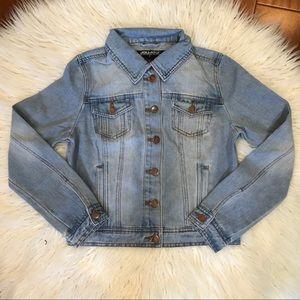 New!🌟Junior Jou Jou Denim Jacket
